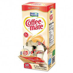 What would you link of a coffee creamer that was also a healthy snack?