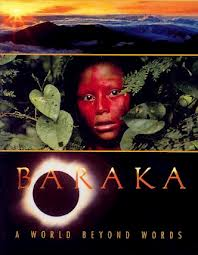 Baraka: Ron Fricke's intriguing masterpiece.