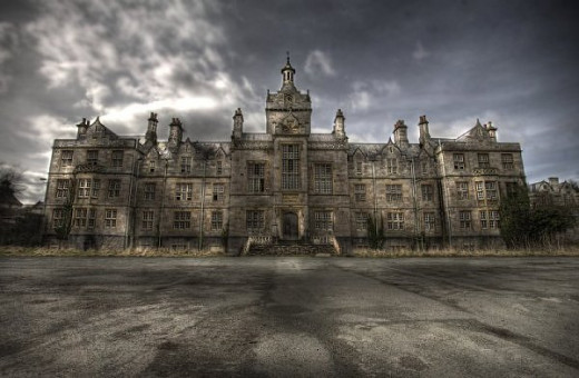 Crane Asylum
