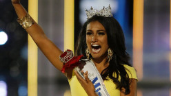 Is Miss. America pageant only for white Americans?