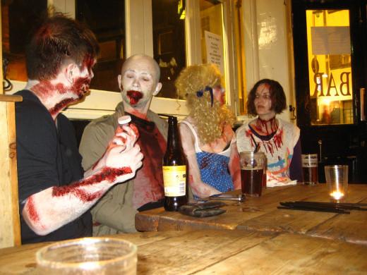 Zombie Meeting
