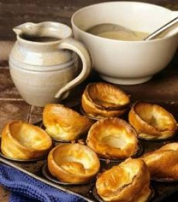 How to make a quick yorkshire pudding