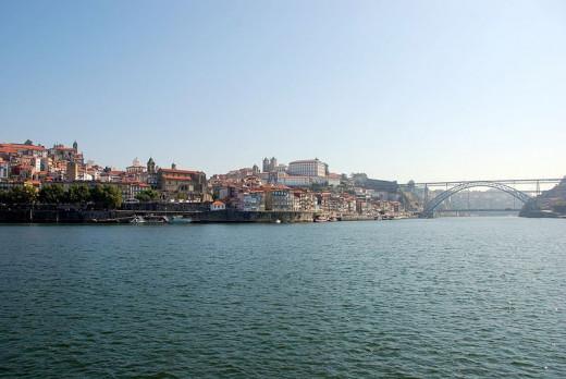 Porto and Douro River