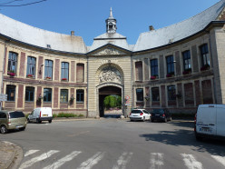 Marchiennes, Nord, France: town hall