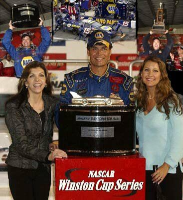 Waltrip brought NAPA its first Sprint Cup win