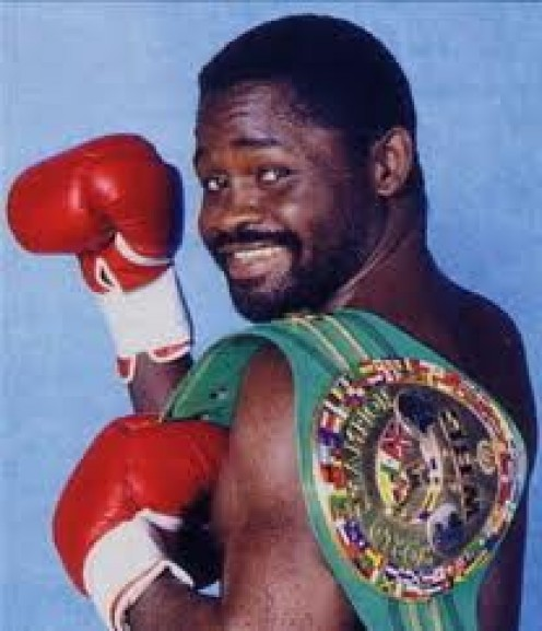 Azumah Nelson is the best boxer to ever come out of Africa. He was excellent on offense and defense and he had an iron chin.