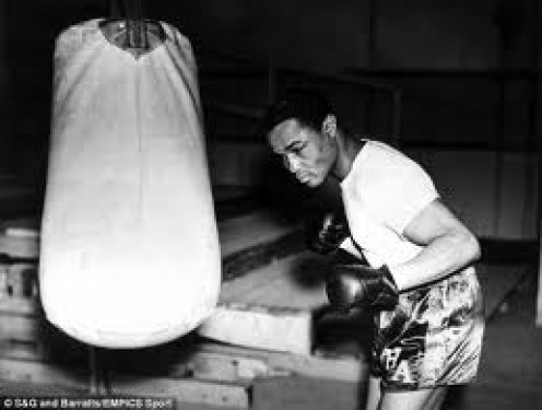 Henry Armstrong is the only boxer in history to hold titles in three different weight classes at the same time.
