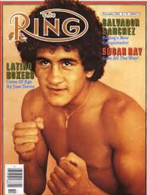 Salvador Sanchez is one of the best Mexican boxers of all time.