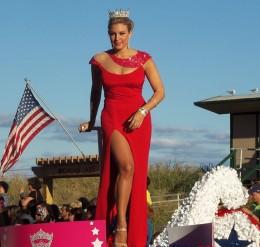 Ms. Mallory Hagan (Ms. America 2013)