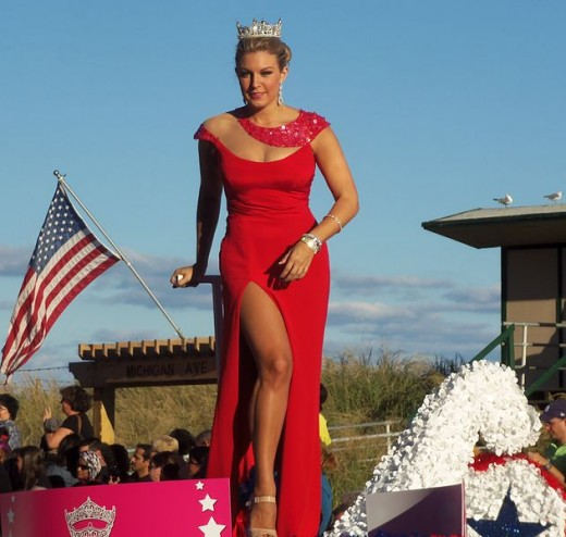 Ms. Mallory Hagan (Ms. America 2013)