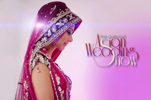 National Asian Wedding Show London 2013