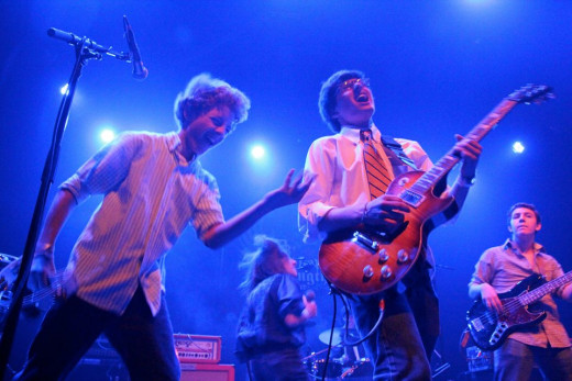 School of Rock All Stars From School of Rock Chatham, New Jersey Perform Live in Philadelphia, PA