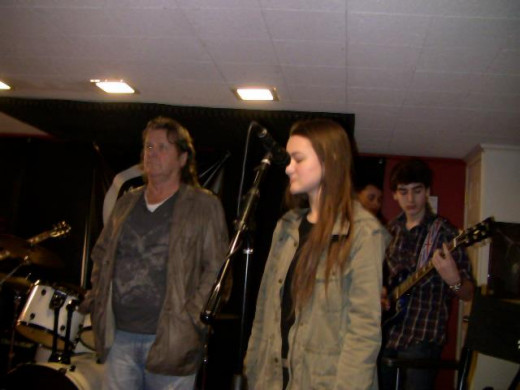 John Wetton of King Crimson, UK, and Asia Fame Was a Guest Professor at School of Rock Chatham, New Jersey