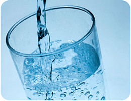 Drinking water is key to controlling diabetes.