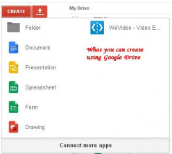 Using Google Docs to Create Your Files