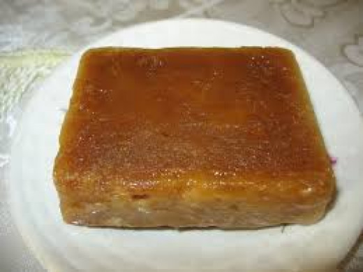 Jaggery, an excellent source of Iron