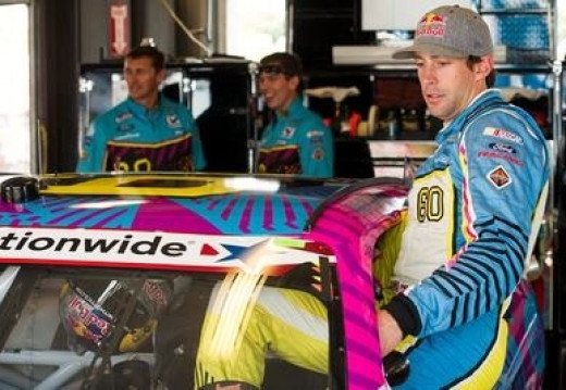 Pastrana's first full Nationwide season has been a difficult one