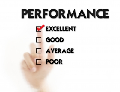 Maintain excellent on the job performance in your current employment