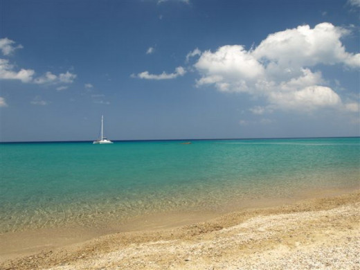 Total tranquility, what Ikaria is widely famous for
