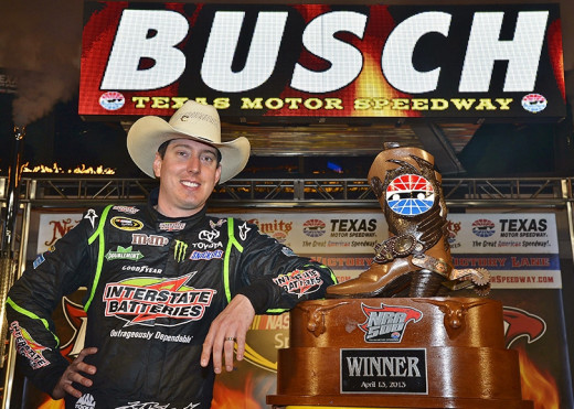 Kyle Busch is having his best season in years