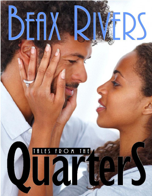 """Tales from the Quarters"" is a 10-book, color coded collection of novels by Beax Rivers (more at mybeaxrivers.com)."