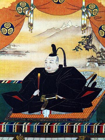 Tokugawa Ieyasu (1543 - 1616) - one of the three great unifiers of Japan