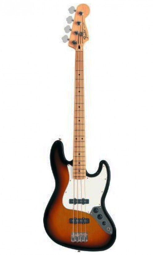 Review of the Mexican Fender Standard Jazz Bass