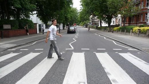 Abbey Road, sans Beatles