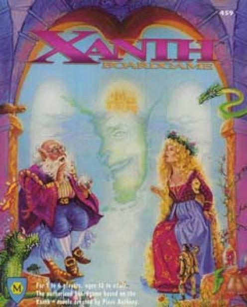 Xanth board game