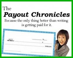 A new edition of The Payout Chronicles with Lisa HW -- check it!