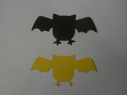 "Shadow and ""feet"" layer of Bat"