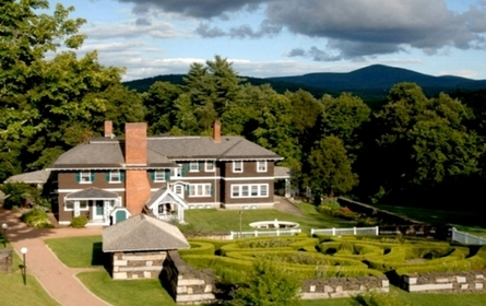 Here is a photo of the college in Vermont where Piers Anthony met his wife.