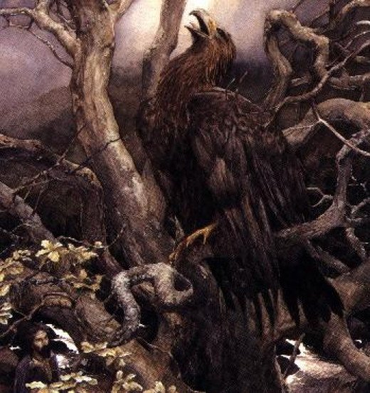 The Mabinogion - source of Cymraeg (Welsh) lore, dark myths and heroic legend