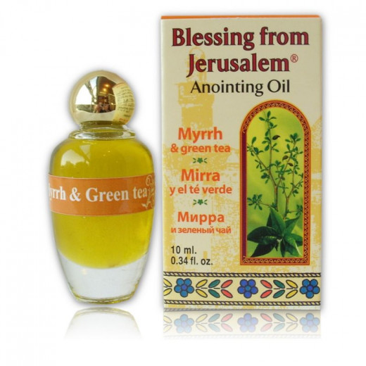 Anointing Oil from one vendor in Israel today.