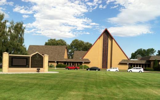 College Place Village Seventh-day Adventist Church