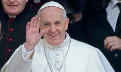 The Pope's Seemingly Tacit Support For Less Focus On Gay Marriage And Abortion....