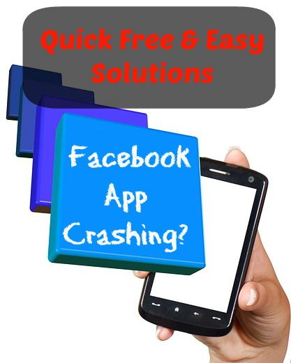Why Does The Facebook App Keep Crashing and Closing?