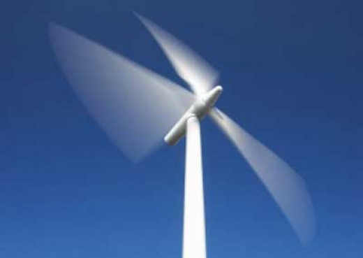 Wind generators or turbines generate electricity by harnessing the power of the wind - providing a clean, renewable source of electricity for the household.