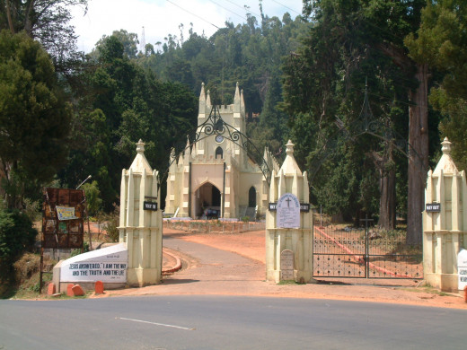 St. Stephen's Church- Ooty