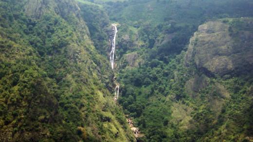 St. Catherine Waterfall- Kotagiri