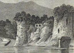 Cardigan Castle.
