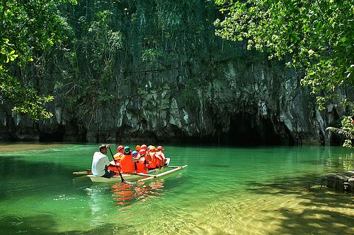 The Puerto Princesa Subterranean River National Park
