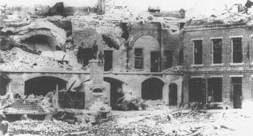 Post-Bombardment damage 2