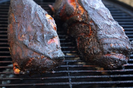 BBQ Pork Butts