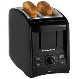 Hamilton Beach Smart Toast 2-Slice toaster, Model # 22121