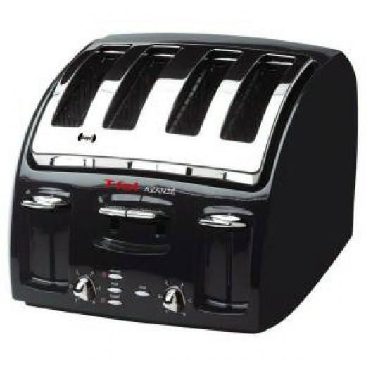 T-Fal Classic Avante 4-Slice toaster, Model # 5332002