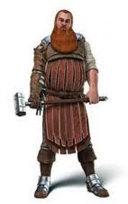 Gofannon to Gallic folk was also Goibhiniu to the Gaels