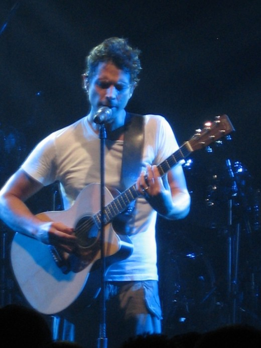 Chris Cornell in 2005