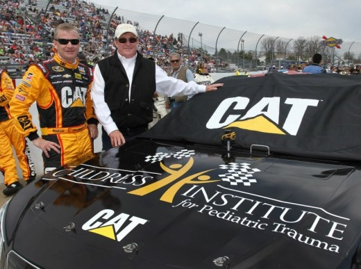 Could Burton stay under the Childress umbrella and move to Furniture Row?