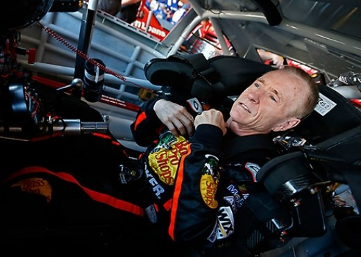 The ageless Mark Martin could prove to be the best of both worlds